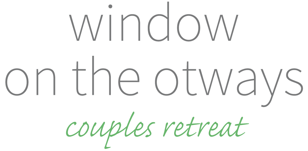 Window on the Otways - Couples Retreat